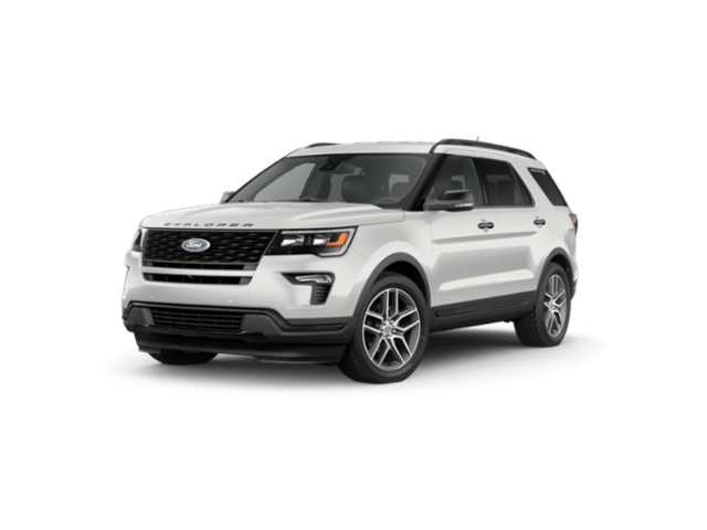 New 2019 Ford Explorer Sport SUV for sale in Grand Rapids